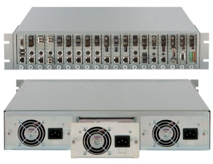 iConverter 19 Module Managed Chassis